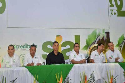 La inauguración del VI Simposio Internacional Agroalimentario contó con una noche sinuana, con talento de Unicórdoba.