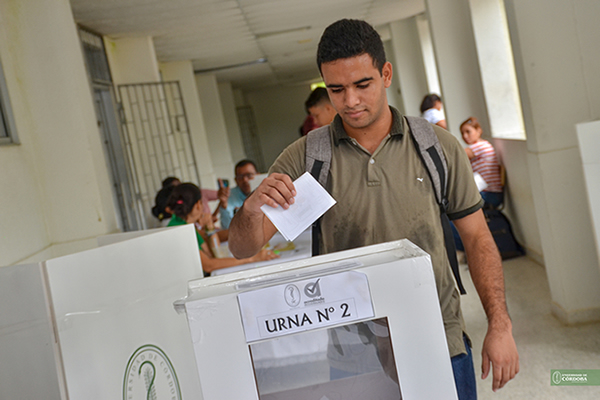 Las elecciones se cumplieron entre el viernes y el sábado anterior.