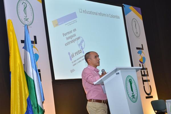 Conferencista José David Herazo