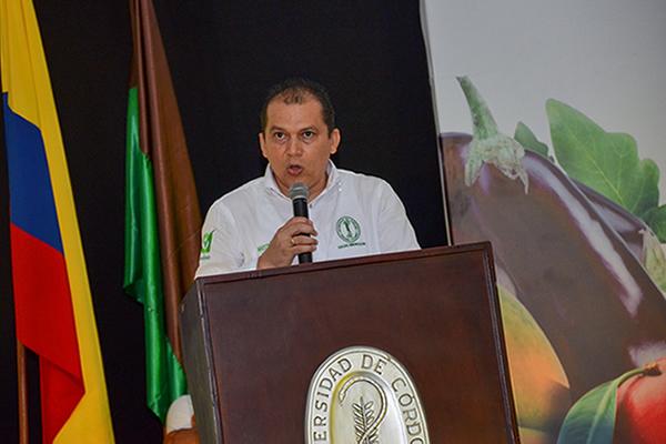 Ricardo Andrade Pizarro, jefe del Departamento de Ingeniería de Alimentos, de la Universidad de Córdoba.