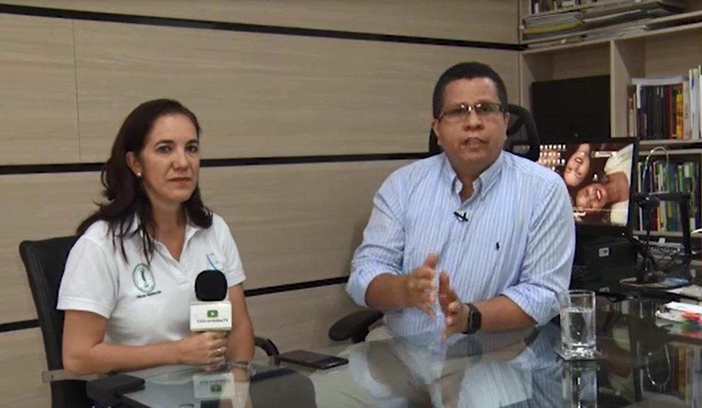 Jairo Torres Oviedo e Isabel Cristina Muñoz