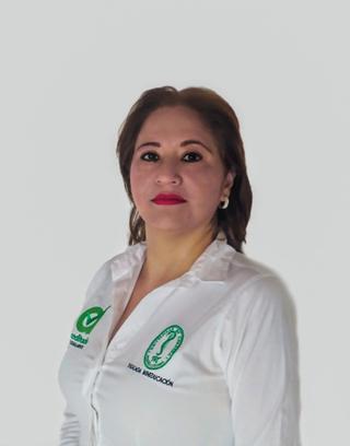 Diana Cecilia Castillo Hurtado, docente del programa de Derecho