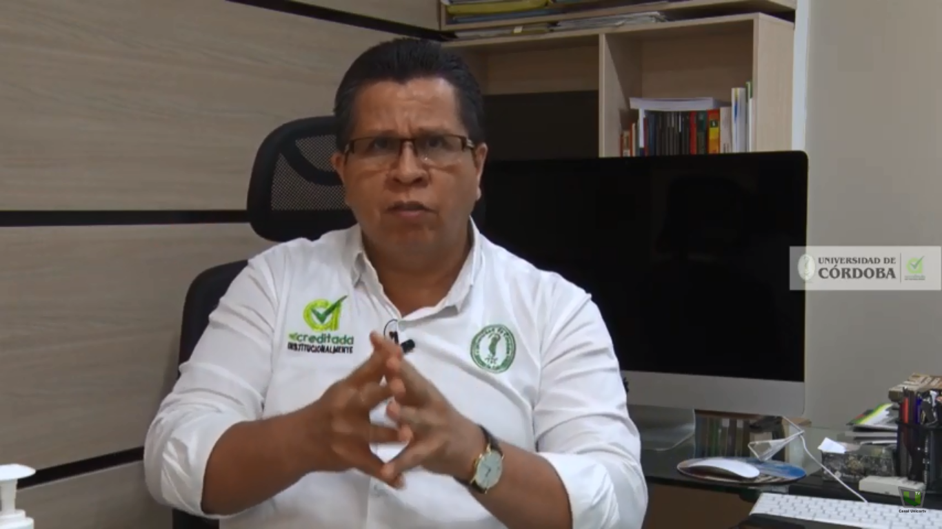 Jairo Torres Oviedo, rector de Unicórdoba y presidente del SUE Colombia.