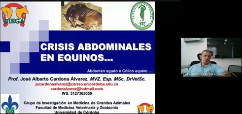 Aspecto del Seminario Internacional con participación de los docentes unicordobeses.