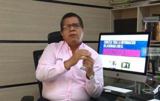 Jairo Torres Oviedo, rector de Unicórdoba y presidente del SUE.