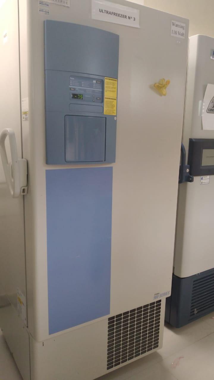 El ultracongelador ofrecido a la Gobernación está ubicado en el IIBT, sede Berástegui.