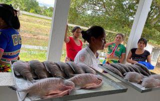 El programa posgradual está pensado y diseñado en fomentar investigación que impacte en las comunidades, desde la ciencia de la Acuicultura.
