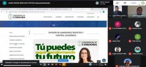 Las ferias virtuales en las que participó Unicórdoba lograron congregar a 5 mil jóvenes, interesados en hacer parte de esta comunidad académica.