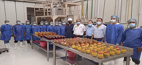 La transformación de los productos se hace en las plantas de la Unicórdoba.